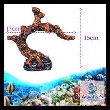 AQUARIUM FISH TANK BONSAI BRANCH DECORATION 17 CM ORNAMENT AQUA MARINE FRESH
