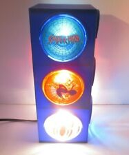 """2007 Spiderman Portable Luminaire Model 5094 Lamp - """"Hard-To-Find"""""""