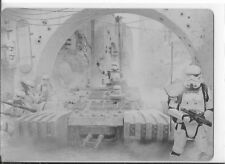 2017 TOPPS STAR WARS ROGUE ONE SERIES 2 PRINTING PLATE BLACK 1/1 TR-10 TROOPERS