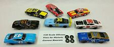 Carrera 1/32 slot car Ford Torino Dodge Plymouth GoodYear 4 Silicone tires Lot