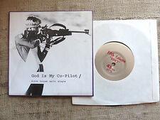 "Fifth Column / God Is My Co-Pilot – Split Single -- vinyl  7"""