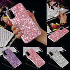 Slim Bling Glitter Shockproof Soft Silicone Case Phone Cover For Samsung Galaxy