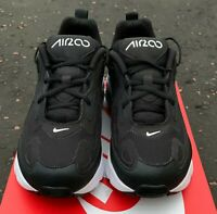 Nike Air Max 200 (GS) Black/White Trainers Casual Shoes UK 3.5