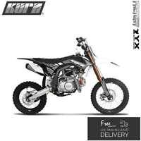 Genuine Kurz® | FS 140 17/14 Pit Bike - Pre-order now - Delivery Mid-Dec..