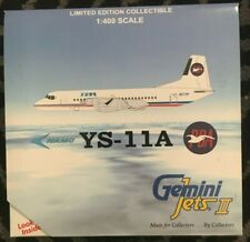 Gemini Jets PBA Provincetown-Boston Airlines NAMC YS-11A-500 1:400 - GJPBA311