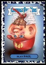 2021 Garbage Pail Kids Food Fight Base Pepper Black #74a PLAY PAUL