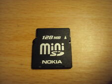 MEMORY CARD 128MB NOKIA N93,N92,N810,N80,N73,E70,6280,6270,6282,6708,E62,N71,E61