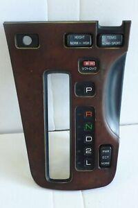 Toyota Soarer SC300 SC400 Centre Console Shifter Bezel