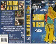 Caterina va in città (2003) VHS