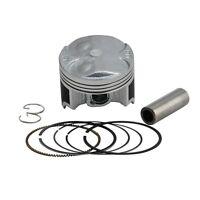 For Honda CBR400 CB400 CB-1 CB1 0.5mm Oversize Bore 55.5mm Piston & Rings Kit