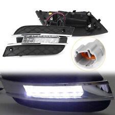 LED Daytime Running Fog Lights Bulb Fit Mercedes Benz W164 ML280 300 320 350 500