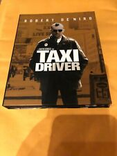 Taxi Driver Blu-Ray Special Edition (W/Pictures Sealed Set). In Beautiful Cond.