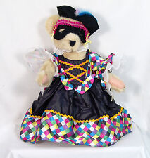 ALICE VANDERBEAR 'BAL MASQUE'  RETIRED North American Bear NWT  Excellent! RARE