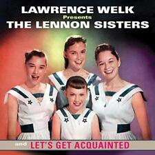 The Lennon Sisters - Lawrence Welk Presents The Lennon Sisters/Let's Ge (NEW CD)