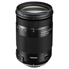 Tamron 18-400mm F/3.5-6.3 Di II VC HLD Lens - Canon Fit