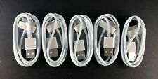 5x USB Sync Data Charging Charger Cable Cord fits Pod Touch 4thGen i Phone 4 4S