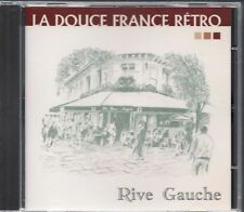 CD BEST OF 14 TITRES--RIVE GAUCHE--THE BEST OF