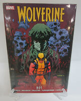 Wolverine: Rot Marvel HC Hard Cover Brand New Factory Sealed 305-309