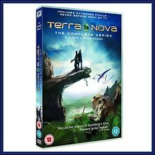 TERRA NOVA -  THE COMPLETE SERIES   **BRAND NEW DVD **