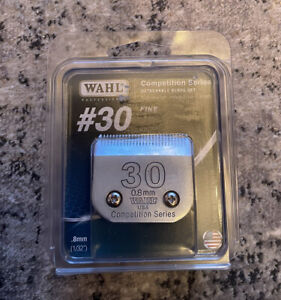 """Wahl Professional #30 Fine .8mm (1/32"""") Conpetition Series"""