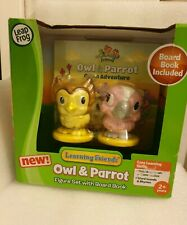 Leap Frog Owl And Parrot Learning Friends