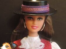 2012 CHILE BARBIE DOLLS of the WORLD COLLCTION