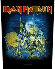 Iron Maiden live After Death Nähen auf aufgesetzte offizielle Abzeichen