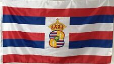 The Royal Standard Of King Kalakaua Flag 3' x 5' Hawaii