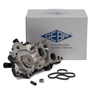 GEBA Wasserpumpe + Dichtung für AUDI A1 A3 A4 SEAT SKODA VW 1.0-1.4 04E121600CB