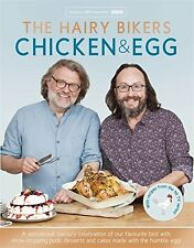 The Hairy Bikers' Chicken & Egg - Book by Si King, Dave Myers (Hardcover 2016)