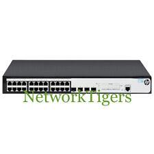 HPE JG924A 1920 Series 24x 1GB RJ-45 4x 1GB SFP Switch