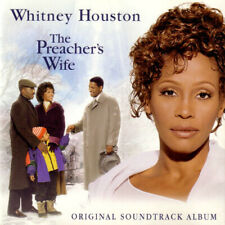NEW CD Whitney Houston ‎– The Preacher's Wife (Original Soundtrack Album)