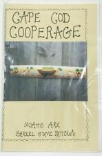 Cape Cod Cooperage Tole Painting Pattern Packet Noahs Ark #11 New