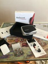 EUC GN ReSound LiNX2 61 Used Pair of Hearing Aids Iphone Compatible 2016