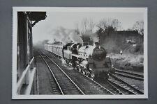 R&L Postcard: Modern Tom Heavyside Card, East Somerset Railway