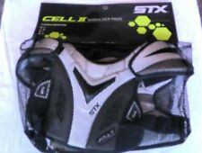 STX Cell 2 Lacrosse Shoulder Pads Youth Size Medium NEW