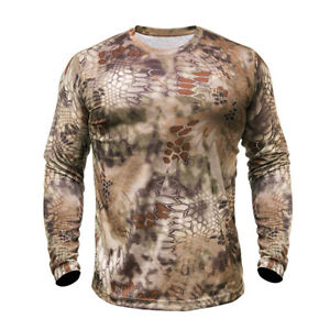 Kryptek Hyperion Long Sleeve Crew