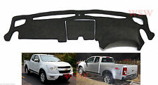 Sunland Coal Dashmat for HOLDEN COLORADO RG MY13 MY14 MY15 6/12 On Dash Mat 2012