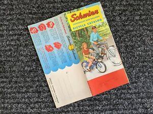 SCHWINN 1953 Bicycle Sales Catalog/Brochure Bike-Phantom-Panther-Paramount