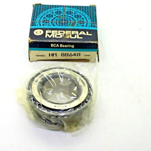Differential Pinion Bearing HM88648 For 1965-05 AMC Jeep Ford Dodge Mazda +More