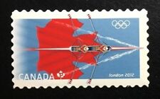 Canada #2556i Die Cut MNH, London 2012 Summer Olympics Stamp 2012