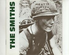 CD THE SMITHS	meat is murder	GERMAN	EX- (A2987)