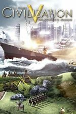 Civilization 5 (V) Complete Edition PC KEY EU