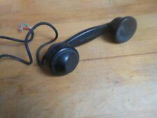 ANCIEN TELEPHONE COMBINE BAKELITE MOD 1924 DE 1943