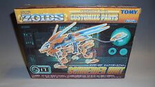 Zoids Schneider Unit Customize Parts for Liger Zero 1/72 Scale/Released in Japan