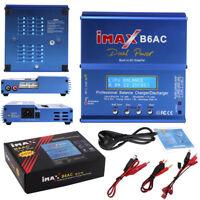 80W Dual Power IMAX B6AC Balance Discharger Lipo NiCd NiMH RC Batterie Ladegerät