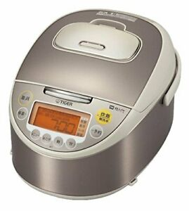 TIGER IH rice cooker cooked (5.5 Go cook) JKT-W100-CC champagne beige