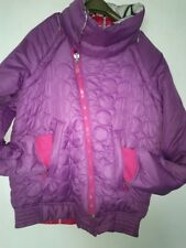 Diesel Coat reversible with removable sleeves Small
