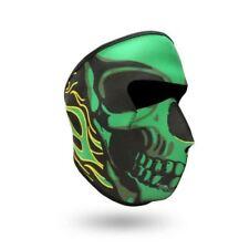 Masques réversible taille unique pour casques et vêtements pour véhicule