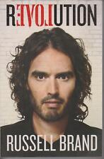 BIOGRAPHY , REVOLUTION by RUSSELL BRAND